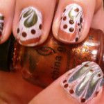 Here are 60 Thanksgiving Nail Art Ideas for you to try this holiday.
