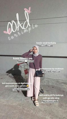Modern Hijab Fashion, Street Hijab Fashion, Hijab Fashion Inspiration, Muslim Fashion, Fashion Outfits, Women's Fashion, Casual Hijab Outfit, Ootd Hijab, Hijab Chic