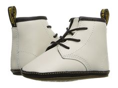 Dr. Martens Kid's Collection Auburn Lace Bootie (Infant/Toddler)