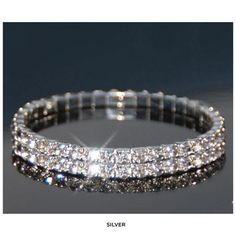 Set of two Swarovski Crystal Bracelets - Save 92% Just $16