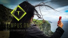 Tempus One. A Customizable, Handheld, Environmental Monitor project video…
