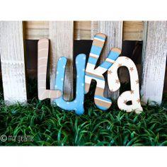 babies & toddlers bespoke custom names