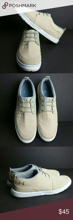UNDER ARMOUR MEN'S SNEAKERS IN GOOD CONDITION   SKE # VXPO Under Armour Shoes Sneakers