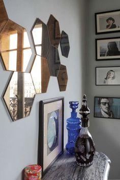 1000 id es sur le th me miroir chemin e sur pinterest manteaux de chemin e miroirs et miroirs. Black Bedroom Furniture Sets. Home Design Ideas