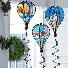 Hot Air Balloon Spinners