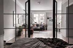 Last week I posted a steel wall divider in a home makeover by vtwonen and a cute DIY to make your own   An industrial dream home X a steel wall divider by vtwonen & a DIY   If you liked it you will ce