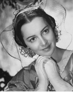 Melanie Hamilton the sweet, wise, and gracious heroine from Gone with the Wind