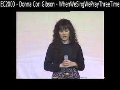EC2000-DonnaCoriGibson-WeSing WePrayThreeTimes