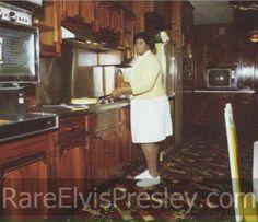 Elvis's home 1974