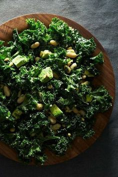 How to make the PERFECT kale salad!