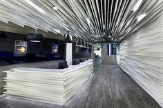 Galeria - Sala de Espera Master Card / Arquitectura en Movimiento Workshop - 1
