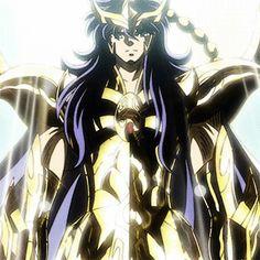 Aphrodite, Fan Art, Manga, Comics, Gabriel, Cartoons, Gifs, Gold, Saints