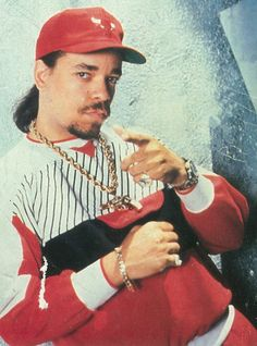Ice-T rocks Chicago Bulls' outfit 90s Hip Hop, Hip Hop And R&b, Hip Hop Rap, Music Pics, Music Images, Rap Music, Ice T, Rap City, 80 Tv Shows