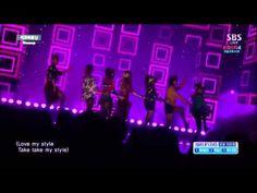 "Wassup (Wa$$up) 와썹 - ""Shut Up U"" 시끄러워U - Inkigayo 인기가요 December 7, 2014 - live video"