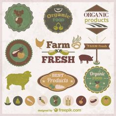 Organic Food Icon Free Healthy benefits of an organic garden farmersme.com