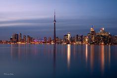 Las ciudades más bonitas para visitar de noche (FOTOS)