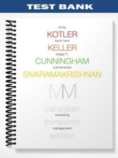 Test bank for marketing management 15th edition by keller kotler test bank marketing management canadian edition 13th edition kotler at httpsfratstocktest bank marketing management canadian edition 13th edition fandeluxe Images