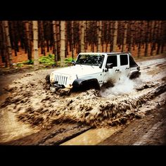 Talk about livin the Jeep Life.