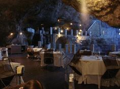 Hotel Ristorante Grotta Palazzese, Italy