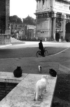 Rome 1959 Photo: Henri Cartier-Bresson