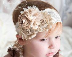 Headband/Baby Headband/Baby Girl by OohLaLaDivasandDudes on Etsy