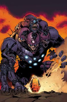 NoMoreMutants.com — deadlyhandsofcomics:  X-Men '92 #4 *  Chris Sims &...