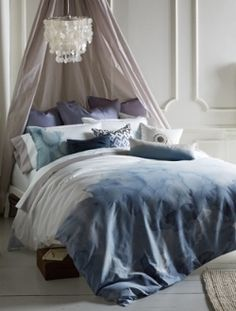 Ocean beautiful bedding!