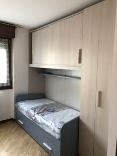 Small Room Design Bedroom, Teen Bedroom Designs, Small Master Bedroom, Home Room Design, Home Design Decor, Small Bedroom Hacks, Small Rooms, Diy Bedroom Decor For Teens, Kids Bed Design