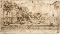 Leonardo da Vinci, 1452-1519  https://elementsunearthed.files.wordpress.com/2014/05/davinci_drawing.jpg