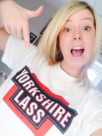 Stacey Bennet!  For your own Yorkshire T-shirt, please visit our website: www.imfromyorkshire.com