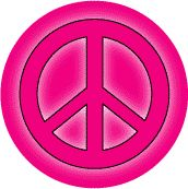 hot pink peace