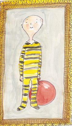 hero Luisa Capparotto Hero, Illustrations, Canvas, Kids, Animals, Tela, Young Children, Boys, Animales
