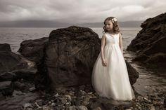 Prinsessefin Stylist: Ann-eli Strickert Borgen Fotograf: Eric Fagerheim, fotofashion.no One Shoulder Wedding Dress, Stylists, Wedding Dresses, Fashion, Bride Dresses, Moda, Bridal Gowns, Fashion Styles