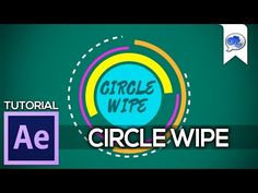 Adobe After Effects | TUTORIAL #20 : CIRCLE WIPE (Bahasa Indonesia) + Eng sub - YouTube