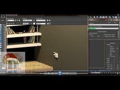 3ds Max Çalışma Odası Yapımı(1.Bölüm) - YouTube