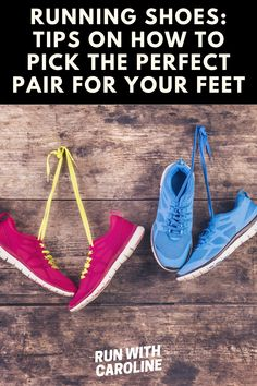 Beginners Guide To Running, Best Running Shoes, Caroline Blog, Good Things, Pairs, Marathon, Sneakers, Felt, Training