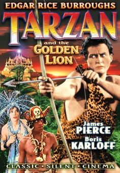 Tarzan and the Golden Lion (1927)