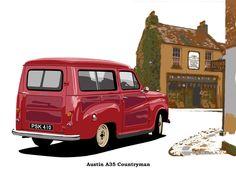 Austin A35 Countryman