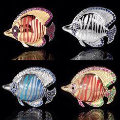 103 отметок «Нравится», 6 комментариев — Mousson Atelier (@moussonatelier) в Instagram: «Подводный мир прекрасен и волшебен! Представляем Вам коллекцию морских обитателей, привлекательных…»