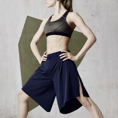 Nike News - NikeLab presents Johanna Schneider Women's Training Collection: Modularity for the Body in Motion