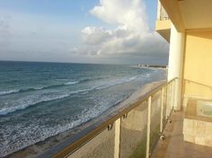 Now Jade Riviera Cancun Resort & Spa: The view from the room