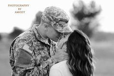 Couples photo idea, army couples photo, couples photography