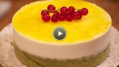 Stralende citroentaart - recept | 24Kitchen