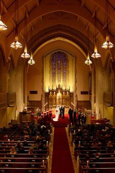 Denver wedding church photos