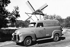 Starke & Ayres Florists Delivery Van 1930's | Flickr - Photo Sharing!