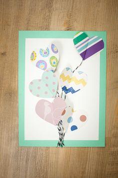 Wem hast Du denn schon mit einer selbstgemachten Geburtstagskarte eine Freude gemacht? Zeig mir doch mal, wie Deine Karte aussieht.