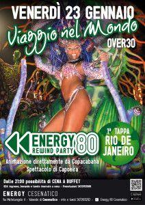 Atmosfere brasiliane all'Energy 80 http://www.nottiromagnole.it/?p=13983