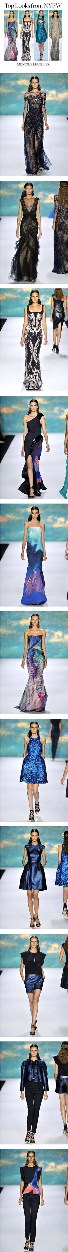 """Monique Lhuillier Spring 2013 NYFW"" by polyvore-editorial on Polyvore"