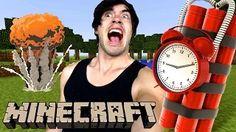 SOY EL REY DE LAS BOMBAS | Minecraft: Bomberman - JuegaGerman - YouTube