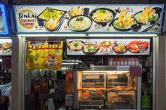 Who says you can't dine lavishly at hawker centres? More and more stalls are serving dishes that are commonly seen in restaurants at our good ol' local hawkers, in which I'm thankful for — happy belly, happy wallet! Unkai Japanese Cuisine is one of them, located strategically at Old Airport Road. So